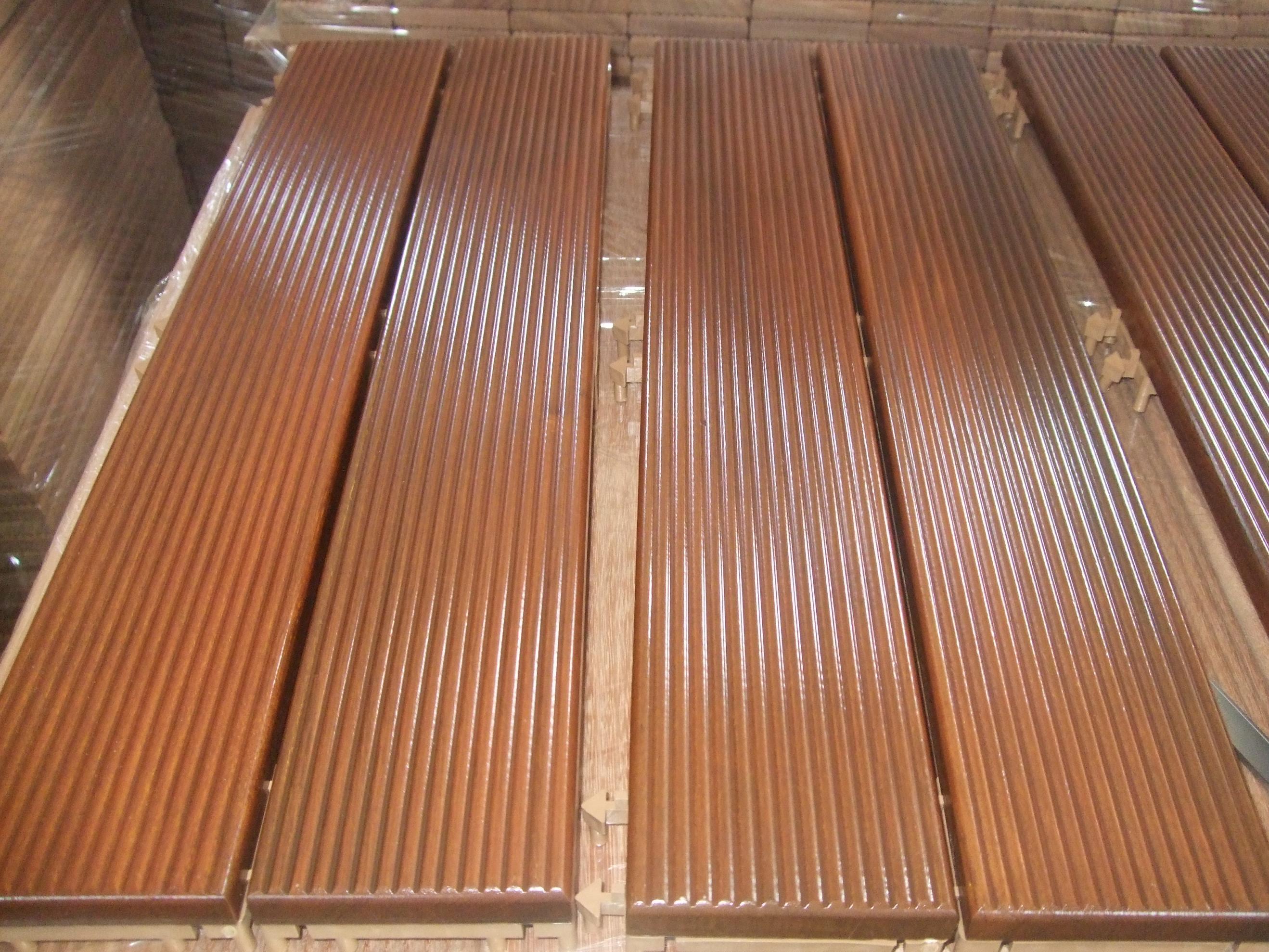 Wood decking epay wood decking for Exterior hardwood decking